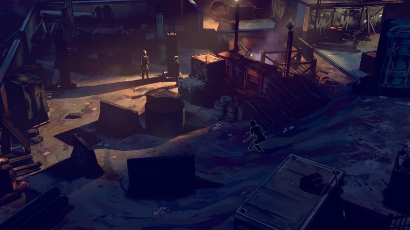 Screenshot 6 - Thief of Thieves
