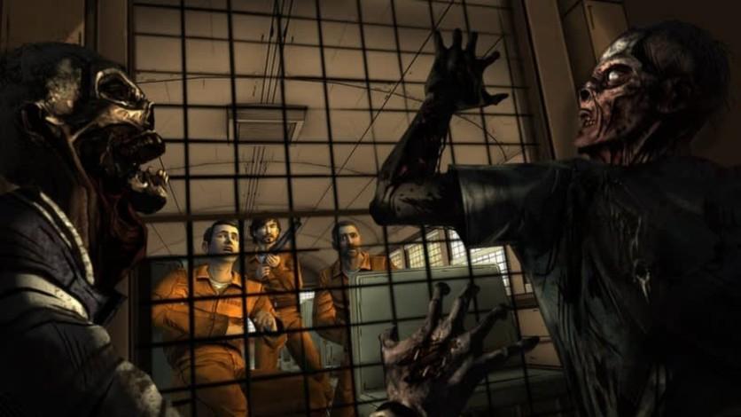 Screenshot 1 - The Walking Dead: 400 Days