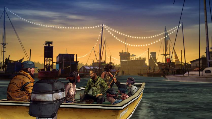 Screenshot 14 - The Walking Dead: Michonne - A Telltale Miniseries