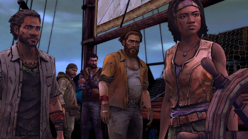 Screenshot 13 - The Walking Dead: Michonne - A Telltale Miniseries