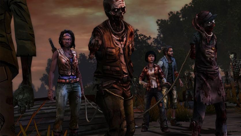 Screenshot 4 - The Walking Dead: Michonne - A Telltale Miniseries