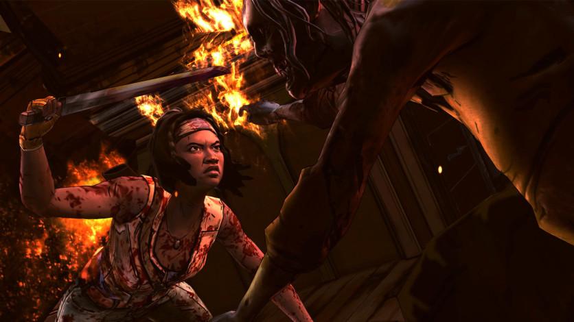 Screenshot 7 - The Walking Dead: Michonne - A Telltale Miniseries
