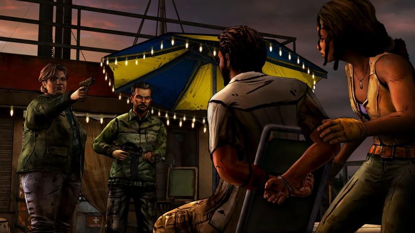 Screenshot 11 - The Walking Dead: Michonne - A Telltale Miniseries