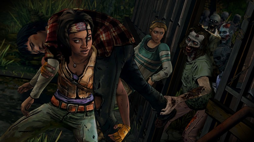 Screenshot 8 - The Walking Dead: Michonne - A Telltale Miniseries