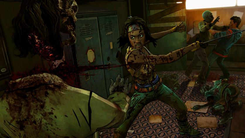 Screenshot 5 - The Walking Dead: Michonne - A Telltale Miniseries