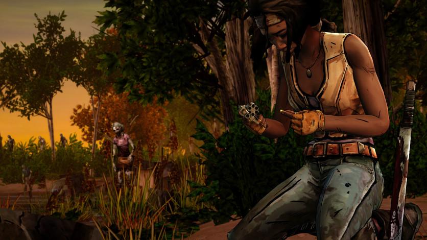 Screenshot 2 - The Walking Dead: Michonne - A Telltale Miniseries