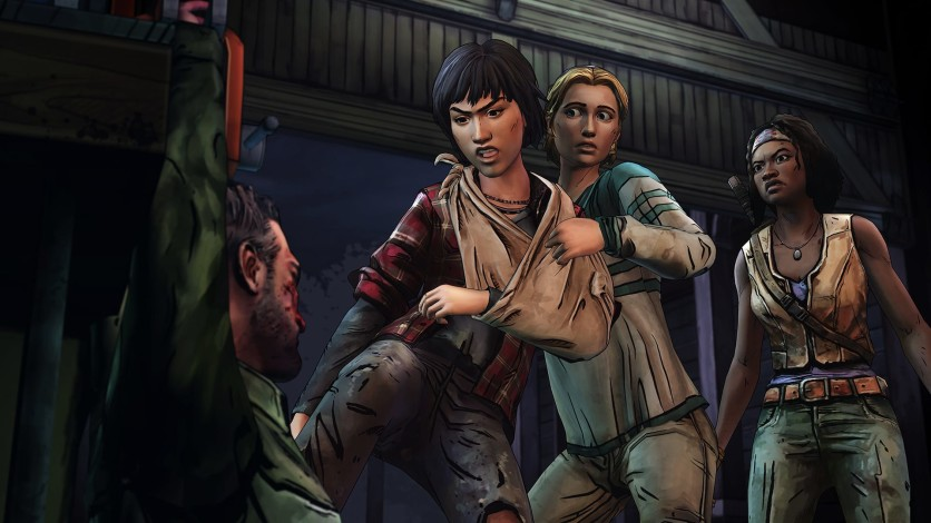 Screenshot 10 - The Walking Dead: Michonne - A Telltale Miniseries
