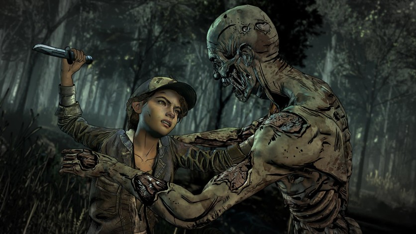 Screenshot 4 - The Walking Dead: The Final Season