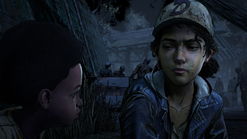 Screenshot 1 - The Walking Dead: The Final Season