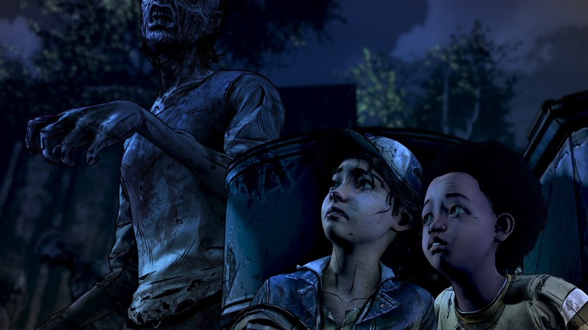 Screenshot 5 - The Walking Dead: The Final Season