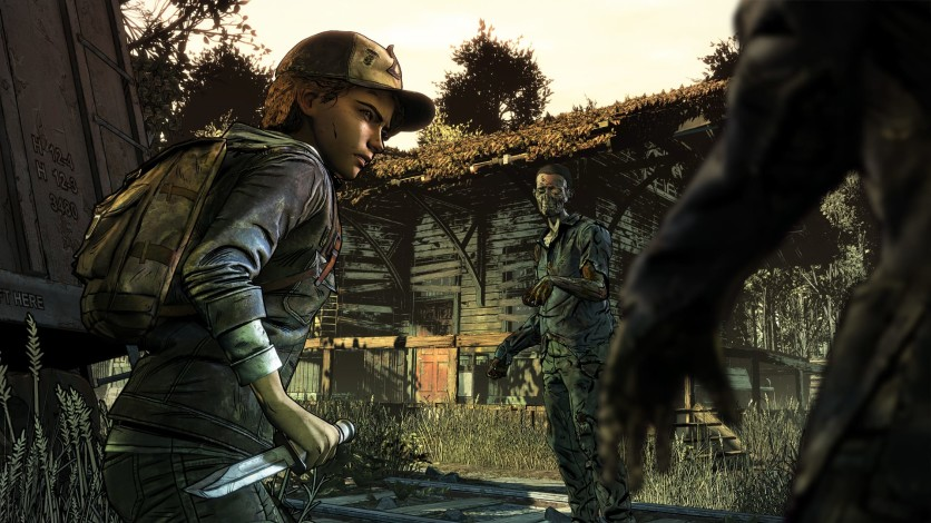Screenshot 6 - The Walking Dead: The Final Season