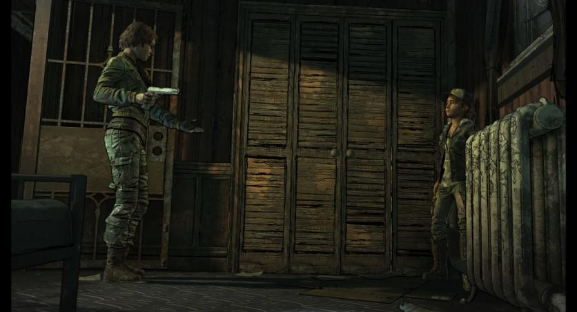 Screenshot 4 - The Walking Dead: The Telltale Definitive Series