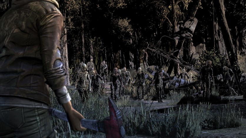 Screenshot 1 - The Walking Dead: The Telltale Definitive Series