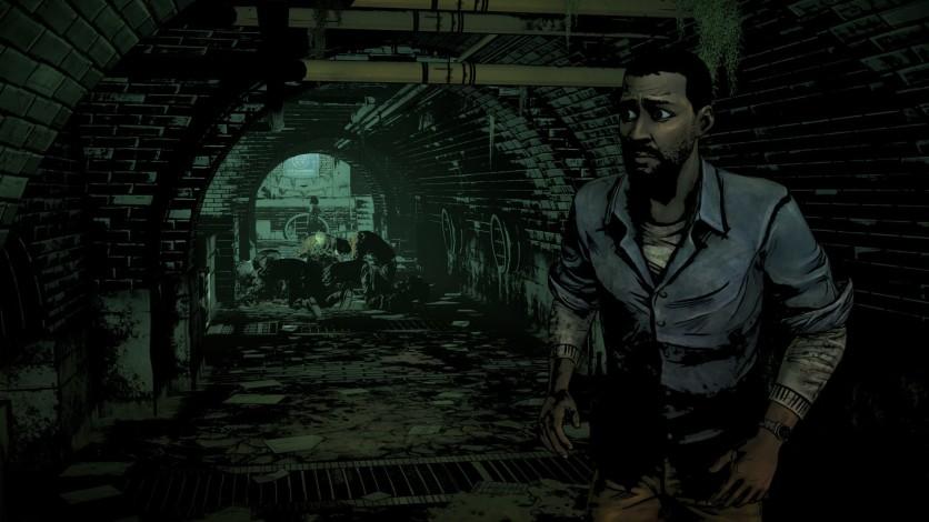 Screenshot 2 - The Walking Dead: The Telltale Definitive Series