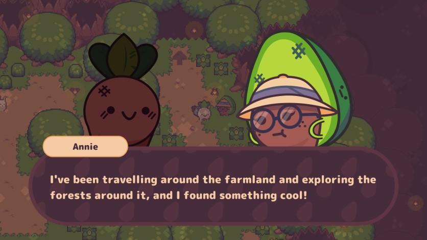 Screenshot 7 - Turnip Boy Commits Tax Evasion