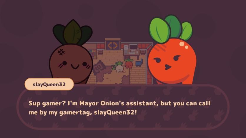 Screenshot 10 - Turnip Boy Commits Tax Evasion
