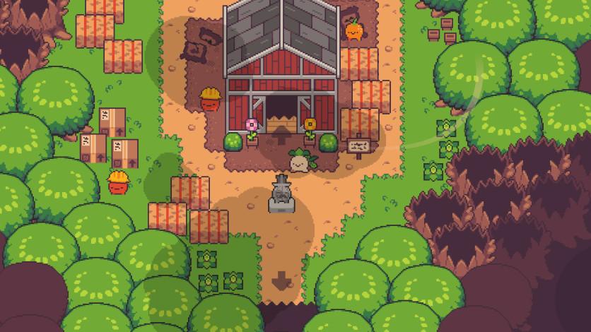 Screenshot 3 - Turnip Boy Commits Tax Evasion