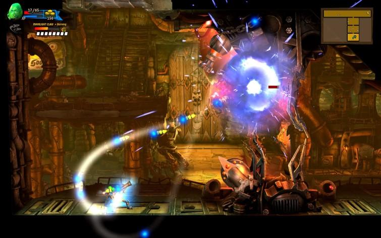 Screenshot 4 - Rogue Stormers 2-Pack