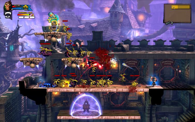 Screenshot 11 - Rogue Stormers 4-Pack