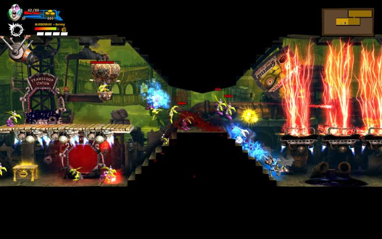 Screenshot 8 - Rogue Stormers 4-Pack