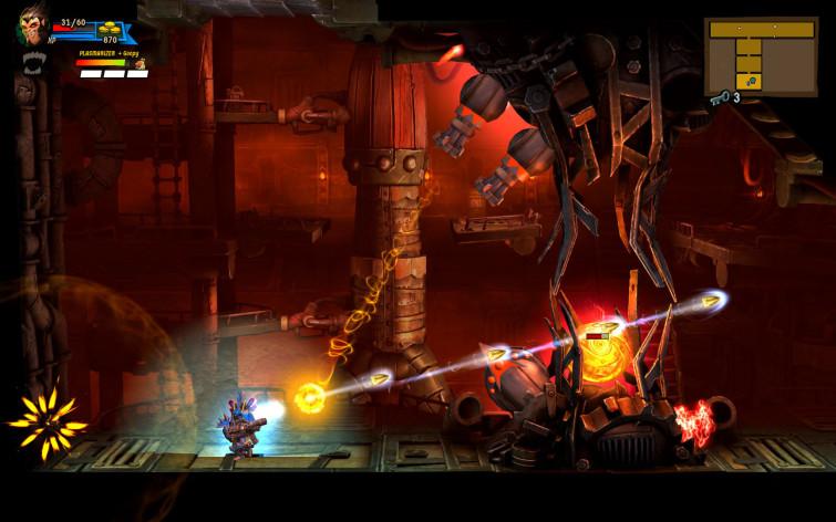 Screenshot 3 - Rogue Stormers 4-Pack