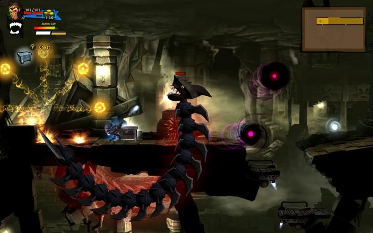 Screenshot 7 - Rogue Stormers 4-Pack