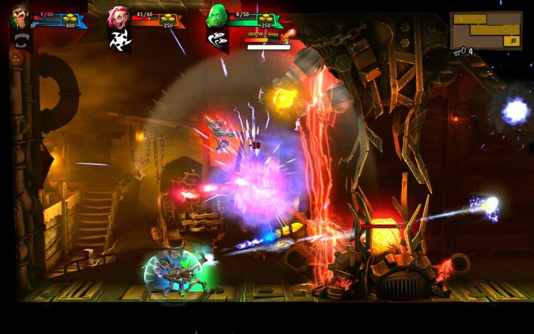 Screenshot 9 - Rogue Stormers 4-Pack