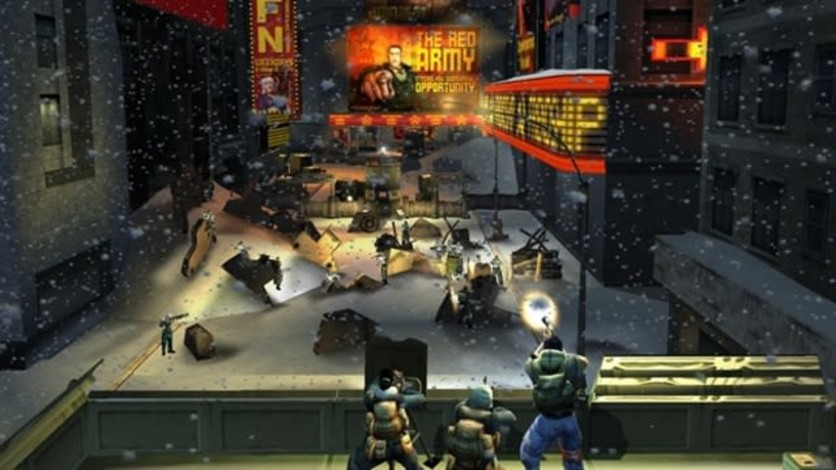 Screenshot 3 - Freedom Fighters