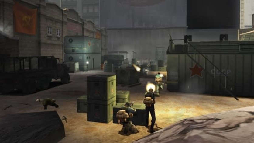 Screenshot 2 - Freedom Fighters