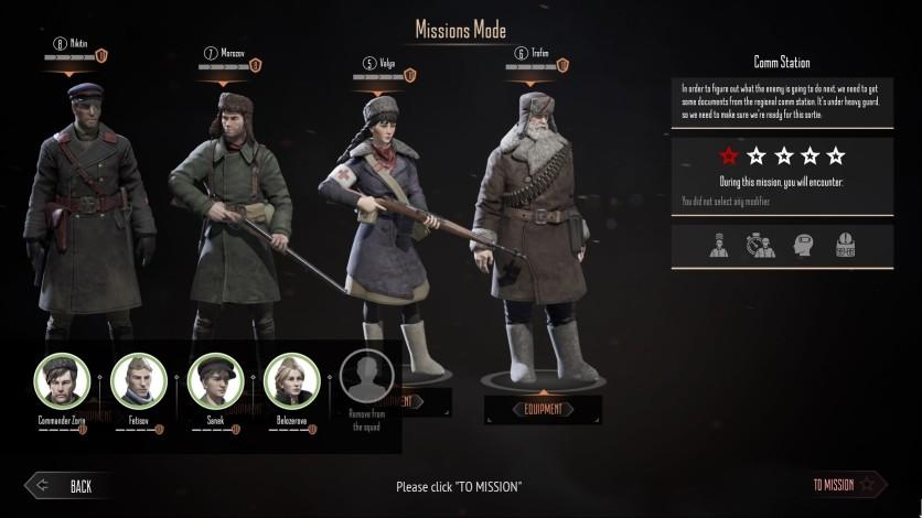 Screenshot 7 - Partisans 1941 - Back Into Battle