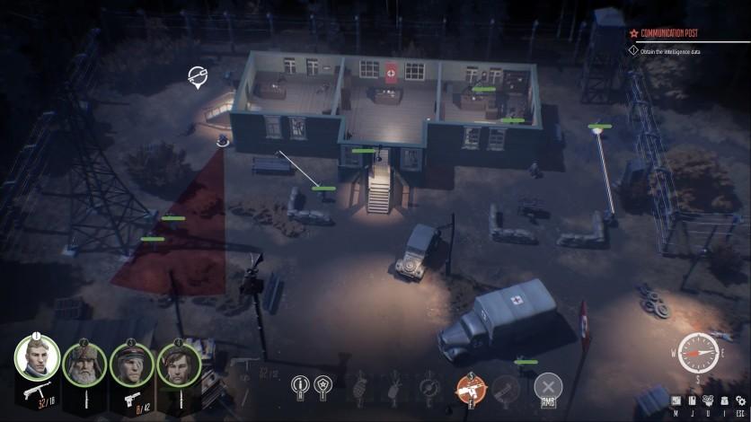 Screenshot 2 - Partisans 1941 - Back Into Battle
