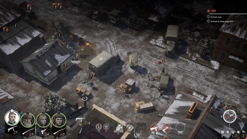 Screenshot 5 - Partisans 1941 - Back Into Battle