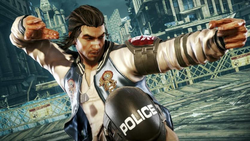 Screenshot 2 - TEKKEN 7 - DLC5: Lei Wulong