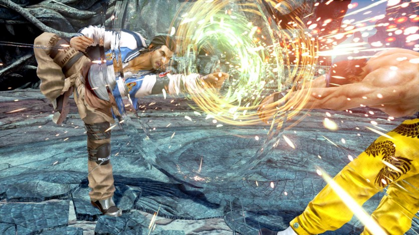 Screenshot 3 - TEKKEN 7 - DLC5: Lei Wulong