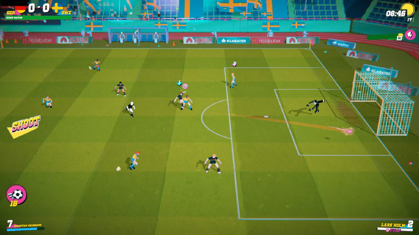Screenshot 5 - Golazo! Soccer League