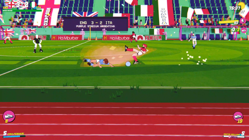 Screenshot 3 - Golazo! Soccer League