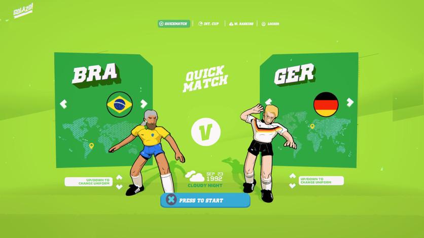 Screenshot 4 - Golazo! Soccer League
