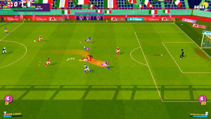 Screenshot 2 - Golazo! Soccer League