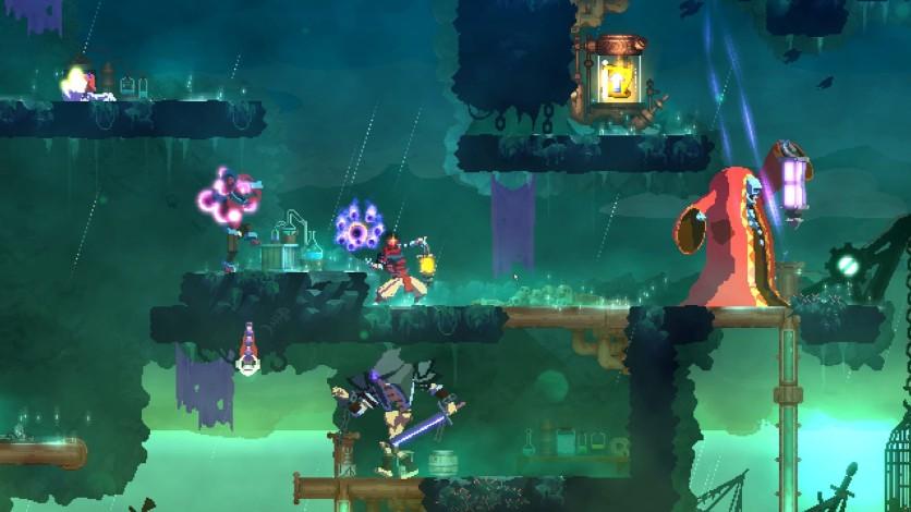 Screenshot 4 - Dead Cells: Fatal Falls