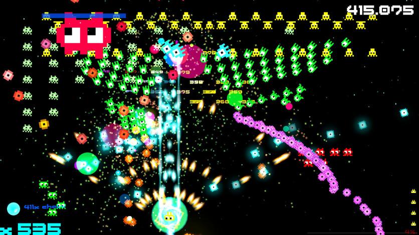 Screenshot 5 - Hyperspace Invaders II: Pixel Edition
