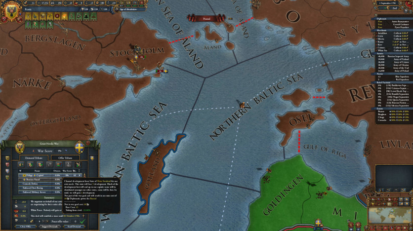 Screenshot 2 - Europa Universalis IV: Leviathan