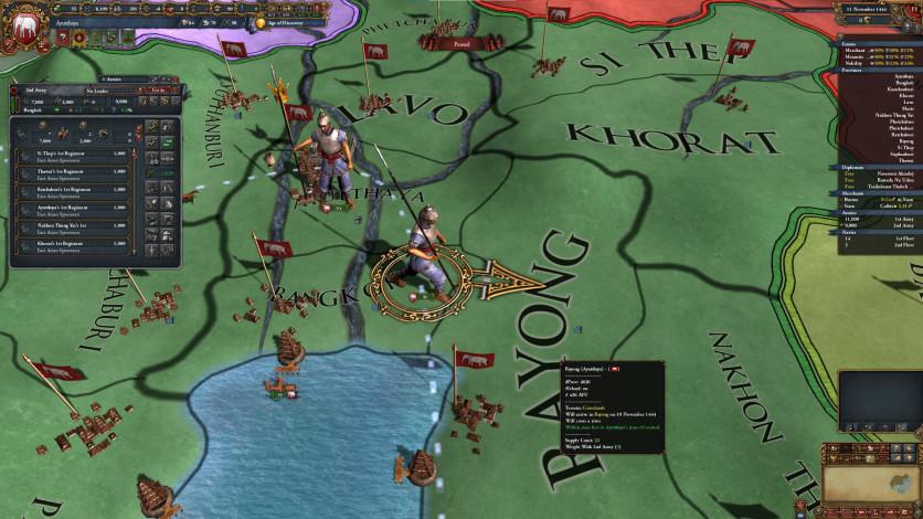 Screenshot 10 - Europa Universalis IV: Leviathan