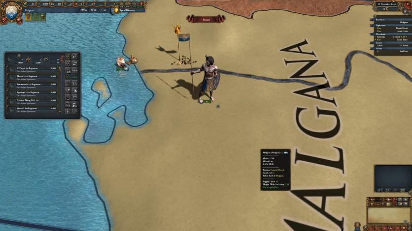 Screenshot 7 - Europa Universalis IV: Leviathan