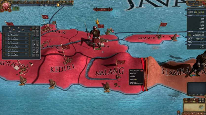 Screenshot 8 - Europa Universalis IV: Leviathan