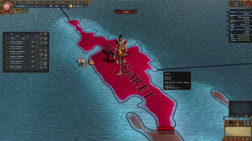 Screenshot 5 - Europa Universalis IV: Leviathan