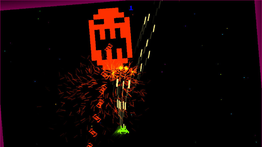 Screenshot 3 - Void Invaders