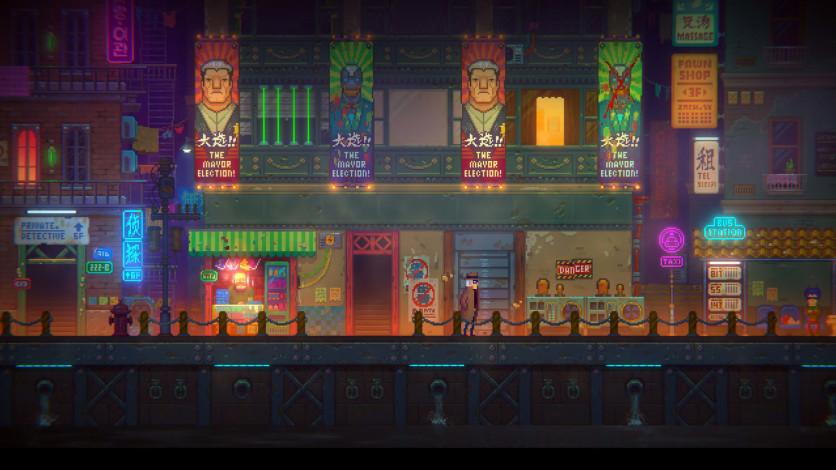 Screenshot 2 - Tales of the Neon Sea