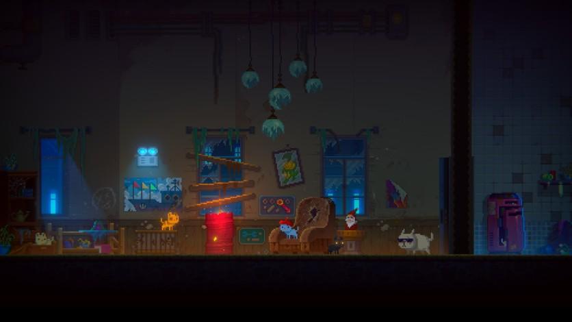 Screenshot 8 - Tales of the Neon Sea