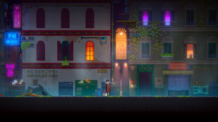 Screenshot 6 - Tales of the Neon Sea