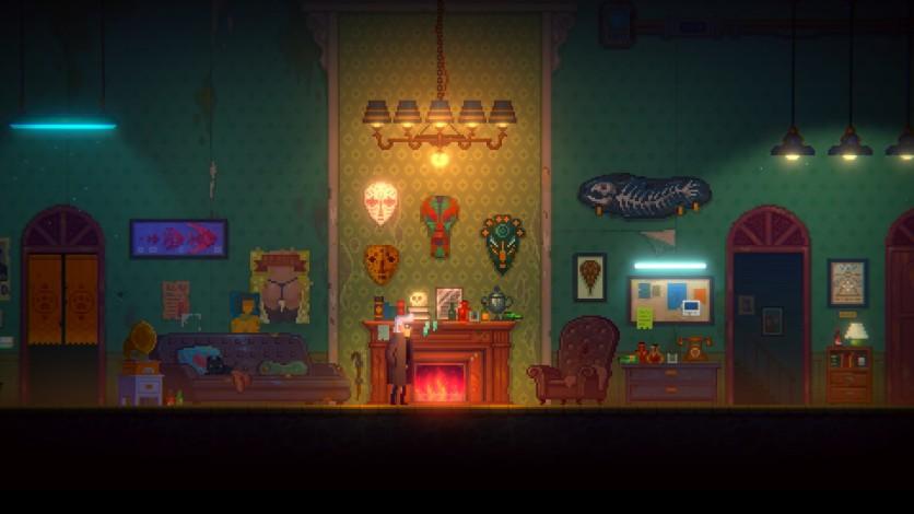 Screenshot 7 - Tales of the Neon Sea